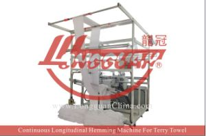 Continuous Longitudinal Hemming Machine