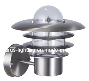 E27 Stainless Steel Outdoor Light with Ce Certificate (5015) pictures & photos