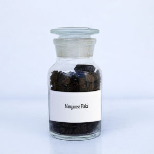 Manganese Flake /Used as Principal Raw Material in The Manufacture of The Mn-Steel pictures & photos