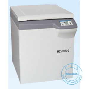 High Speed Refrigerated Centrifuge (H2500R-2) pictures & photos