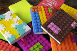Plastic Blocks Cover Notebooks pictures & photos