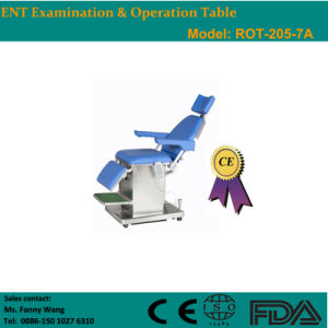 2015 Promotion! ! Electric Ent Examination & Operation Table (ROT-205-7A) -Fanny pictures & photos