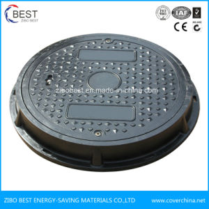 Longevity Rubber Manhole Cover with Gasket pictures & photos