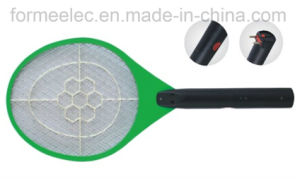 Rechargeable Electric Mosquito Swatter C018po pictures & photos