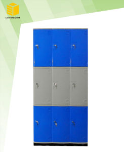 ABS Engineer Plastic Locker for Change Room (JS38-3) pictures & photos