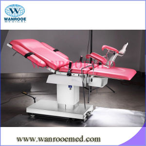 Gynecology Operating Table with Seamless Mattress pictures & photos