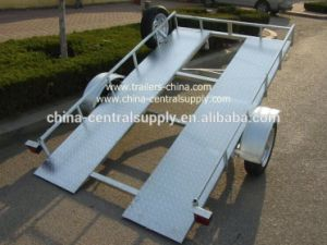 Factory Produce and Sale Utility 2.5X1.5m Golf Cart Trailer (GCT010A) pictures & photos