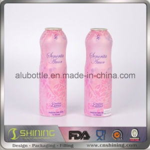 Hair Care Aerosol Can Bottle