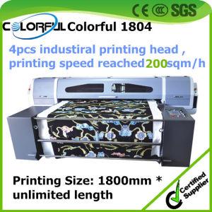 New Design Digital Belt Inkjet Textile Safe Direct to Garment Printer with Star Fire Head