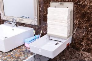 High Class Plastic Paper Towel Dispenser From China Manufactory (KW-518) pictures & photos