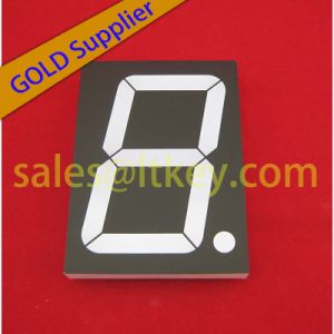 Single Digit Numeric LED Display with 7 Segments pictures & photos