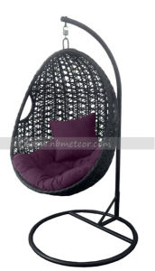 Mtc-209 Outdoor Garden Rattan Swing Chair pictures & photos
