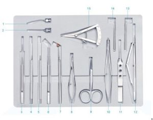 China Glaucoma Micro Operation Instruments (SYX15) pictures & photos