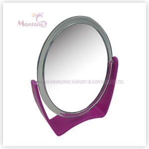 Plastic Glass Bathroom Dressing Cosmetic Mirror pictures & photos