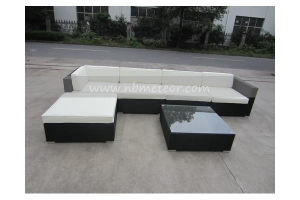 Mtc-076 All Weather Outdoor Rattan Leisure Furniture Sofa Set Garden Furniture pictures & photos