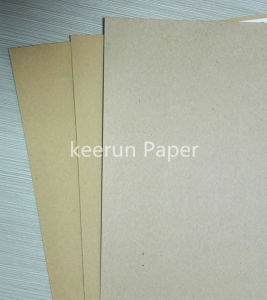 Kraft Liner Board Paper Liansheng Brand Yellow Leaves