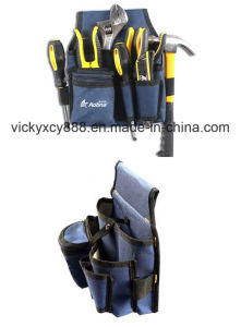 Multifunction Durable Saddlebag Toolkit Workbag Tool Waist Bag (CY3374) pictures & photos