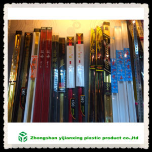 Plastic Pet Box Fishing Rod or Golf Clubs Packaging