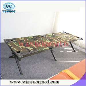 Aluminum Alloy Folding Camping Bed, Camp Stretcher pictures & photos