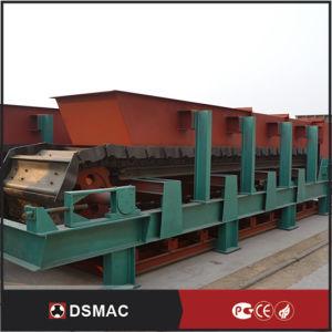 Apron Feeder Machine for Limestone Crushing in Indonesia