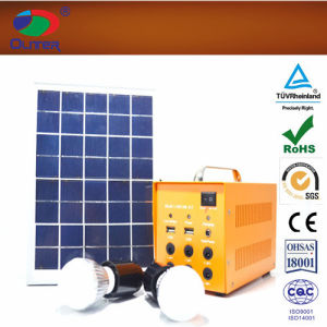 Oltsj1007 Cheapest Solar System for Home Use Made of ABS Cover pictures & photos