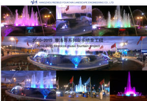 2010-2015 Music Fountain Project in Morocco pictures & photos