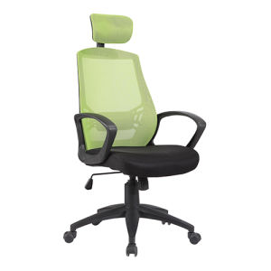High Back Swivel Office Mesh Nylon Executive Staff Chair (FS-1805H) pictures & photos