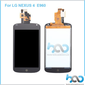 Cheap Orignal Quality LCD Touch Screen for LG Nexus 4 E960 Display