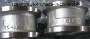 Bronze/Al-Bronze Wafer Duo Plate Check Valve pictures & photos