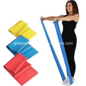 Resistance Bands for Any Workout- Set of 3 Bands (TX-RB001) pictures & photos