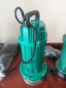Good Quality New Type of Small Submersible Water Pump with CE Certificate pictures & photos