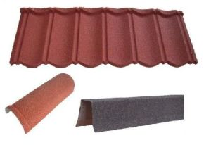 Good Price Colorful Stone Coated Metal Roof Tile pictures & photos