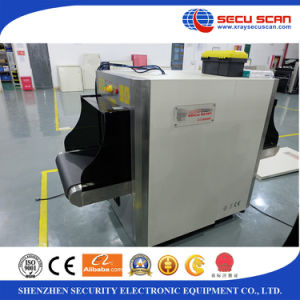 X ray Luggage and Parcel Scanner with tunnel size 650*500mm pictures & photos