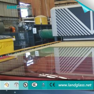 Landglass Jet Convection Horizontal Glass Tempering Line for Tempered Solar Glass pictures & photos