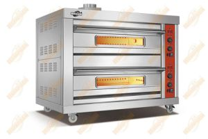 Economy Gas Baking Oven (2layer 2tray) pictures & photos