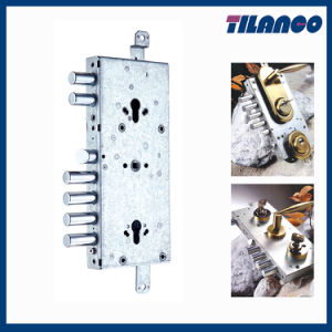 Burgular-Proof Door Lock Body for Security Doors (TLJ018)