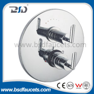Chinese Supplier Brass Chrome Thermostatic Shower Valve pictures & photos