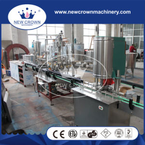 CE Automatic Wine Filling Machine pictures & photos