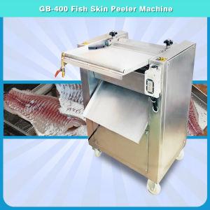 Fish Skin Peeling Machine, Squid Tilapia Mossambica Skin Removing Machine Fgb-400 pictures & photos