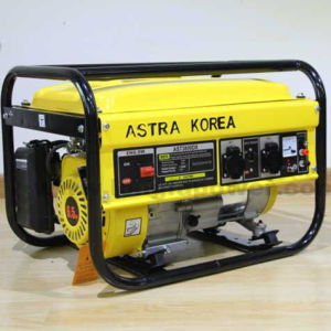 Astra Korea 3700 Gasoline Generator with CE Certification pictures & photos