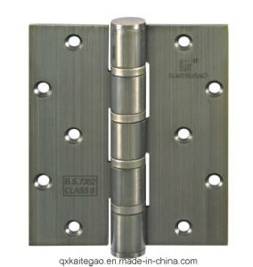 (4565-4BB) Stainless Steel Ball Bearing Wooden Door Hinge pictures & photos