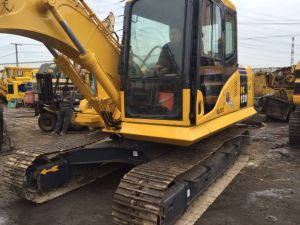 Used Excavator Komatsu PC130-7 Mini Excavator for Sale pictures & photos