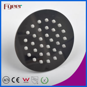 Fyeer Ultra Thin 4 Inch Round Rainfall Shower Head pictures & photos
