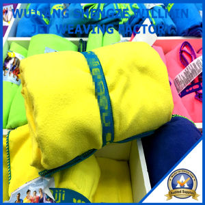 Customized Portable Promotional Microfiber Towel pictures & photos