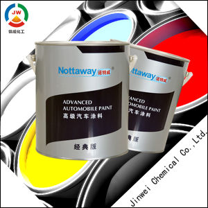 Jinwei Auto Spray Customized Color Electrostatic Powder Paint Coating pictures & photos