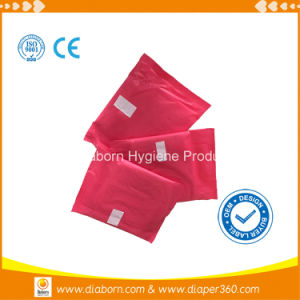 Ultra Thick Good Quality Absorbent Lady Anion Sanitary Napkins pictures & photos
