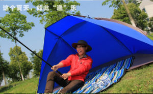 Carries Sunshade Tent Waterproof Beachtent Fishing Tent pictures & photos