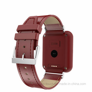 Colorful Touch Screen 1.54′′ Elderly Watch Tracker with Heart Rate (D28) pictures & photos