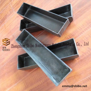 99.95% High Purity Molybdenum Tray, Molybdenum Boats Made in China pictures & photos