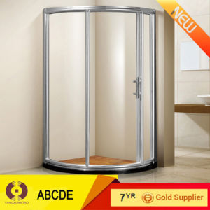Bathroom Sanitary Ware Sliding Luxury Shower Enclosure Shower Room (E635) pictures & photos